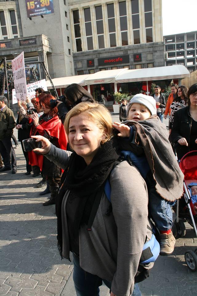 March against gender-based violence