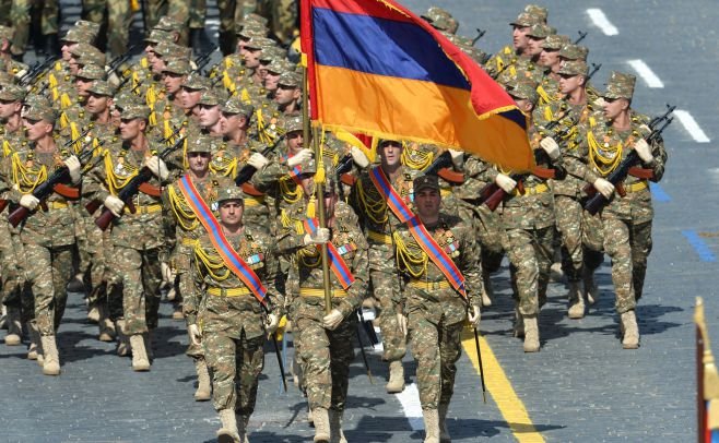Armenia Amends New Military Doctrine in Standoff With Azerbaijan Over Karabakh (By Eduard Abrahamyan)
